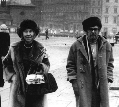 The Janssons in Poland 1978
